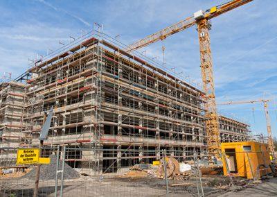 Neubau Büro und Gewerbepark